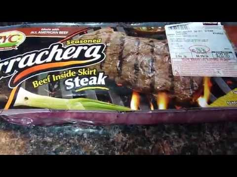 Arrachera, Mexican Style Skirt Steaks At CostCo