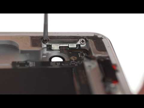 Silent, Power & Volume Button Repair - iPad 2 GSM How to Tutorial