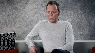 Kiefer Sutherland Discusses 24: Legacy