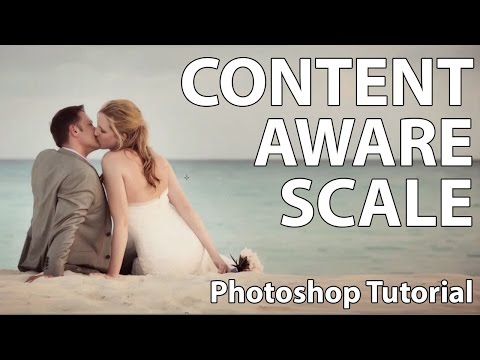 Use Content Aware Scale to Transform Photos in Photoshop