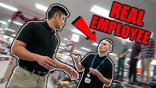 FAKE Black Friday Employee **ATTACKED**
