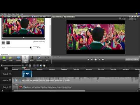 How to Use Camtasia Studio 8 Full Tutorial Overview- Azimuddin