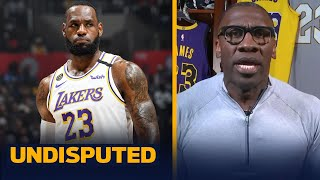 LeBron viewing 'MJ as a teammate not an adversary' is misconstrued — Shannon | NBA | UNDISPUTED