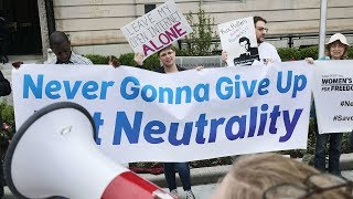 FCC Moves to Gut Net Neutrality, Ignoring Public Support & Laws Upholding Equal Internet Access