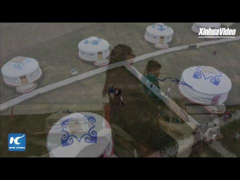 What make yurts ideal dwellings for nomadic people? Exploring Mongolian yurt in N China