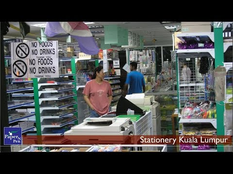 Stationery Supplier in Kuala Lumpur, Malaysia