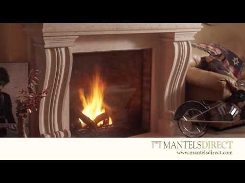 Mantels Direct Stone Fireplace Mantels | ROI3
