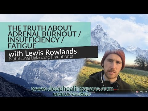 The Truth About Healing Adrenal Burnout / Insufficiency / Fatigue
