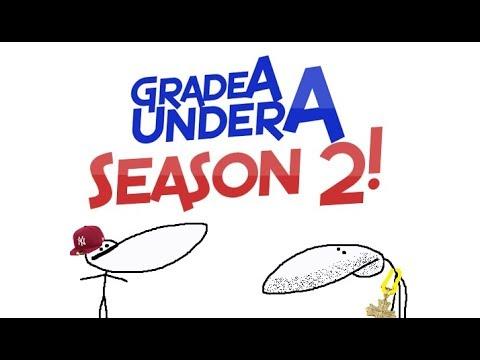GRADEAUNDERA SEASON 2! - Where I've Been, Depre55ion And Wtf Happened To Youtube