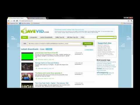 How To Download A Youtube Video Free - No software
