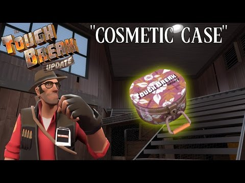Tough Break | cosmetic case unboxing | 04-01-16