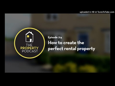 TPP214 How to create the perfect rental property