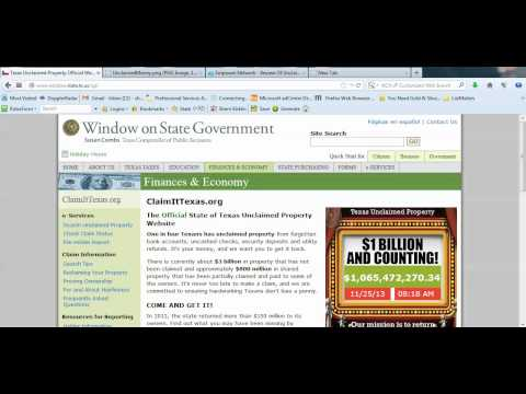 Unclaimed Money   Review of UnclaimedMoney.org