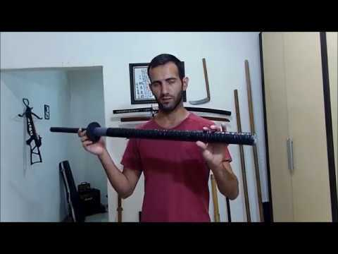 How to make a foam sword for martial arts practice