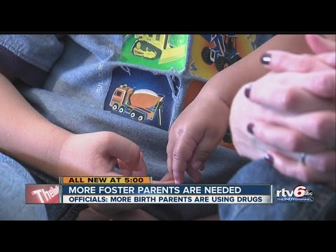 State says more foster parents needed