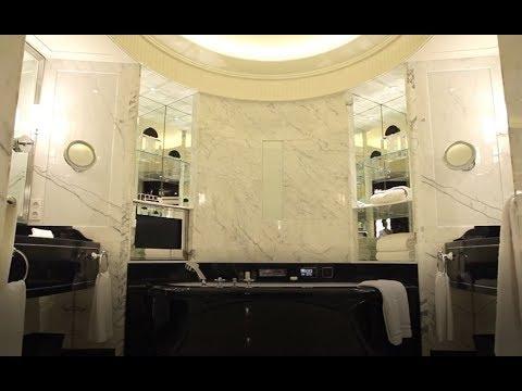 The Travel Detective: Hotel Bathrooms