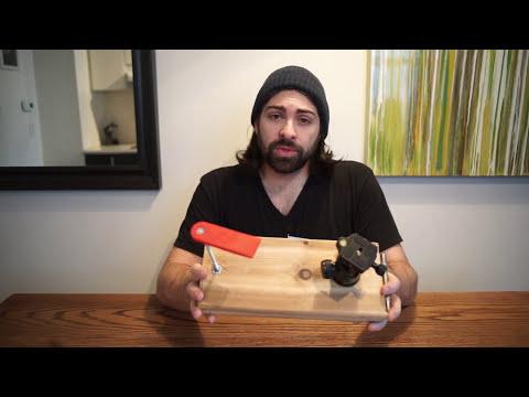 DIY Long Exposure Star Tracker ($40, No Electronics)