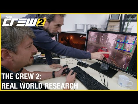 The Crew 2: Real World Research | Behind The Scenes | Ubisoft [NA]