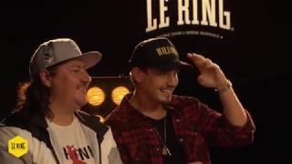 """Le Ring S.1 E.08 """"Une surprise pour Cris Cab"""""""