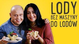 Domowe Lody Solony Karmel Paweł Malecki Kuchnia