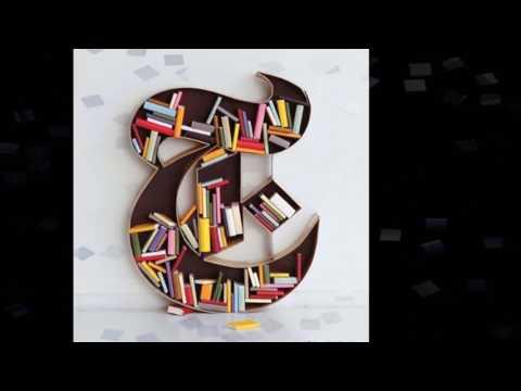 35+ Creative Bookshelves Ideas | Interior Design