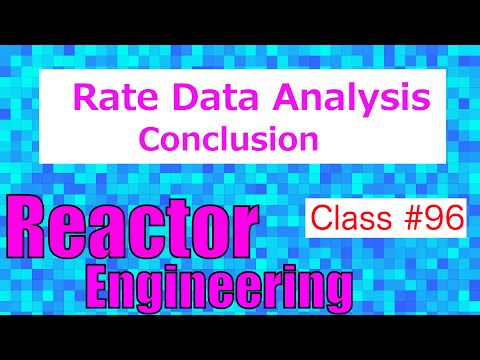 Chapter 5 Conclusion // Reactor Engineering - Class 96