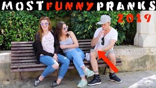 Most Funny Magic Pranks 2019 -Julien Magic