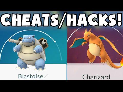 Pokemon Go CHEATS / HACKS