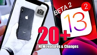 iOS 13 Beta 2 - 20+ New Features & Changes