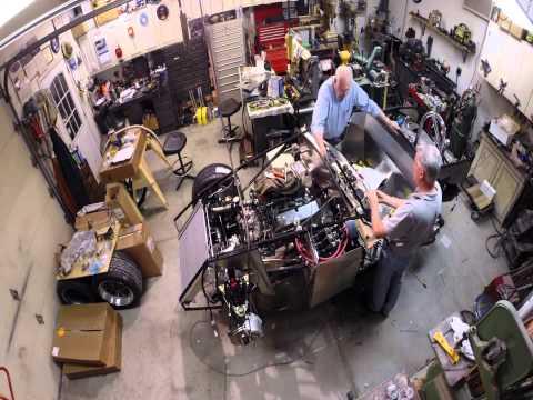 Factory Five MK4 Build Timelapse