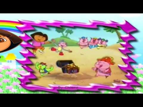 Dora Happy Birthday, Feliz Cumpleaños, starring Dora the Explorer Dora la exploradora cumpleaños fe