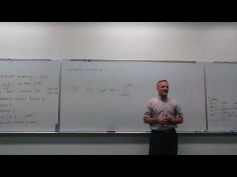 NC Real Estate Finance - Calculating Monthly P&I