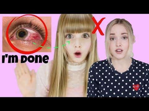 Why I Stopped Wearing Big Circle Lenses & Eye-Enlarging Makeup
