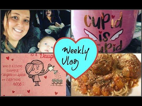 Weekly VLOG February 12 18 2018