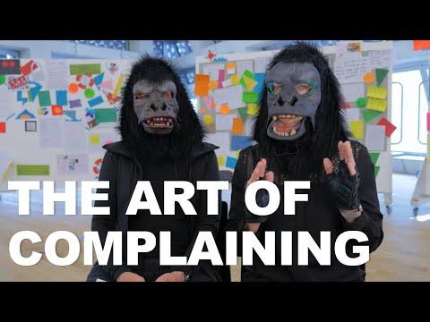 The Art of Complaining - The Guerrilla Girls   The Art Assignment   PBS Digital Studios