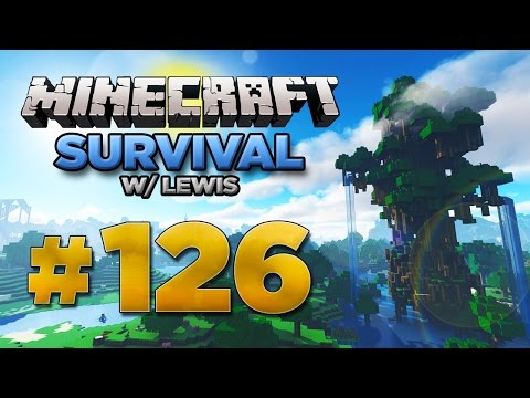 Minecraft Xbox: Survival Lets Play - Part 126 [XBOX ONE/360 EDITION] Ocelot Adaption