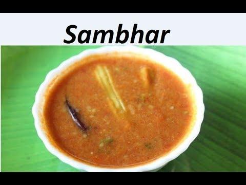 authentic South Indian Sambhar recipe by Raks HomeKitchen