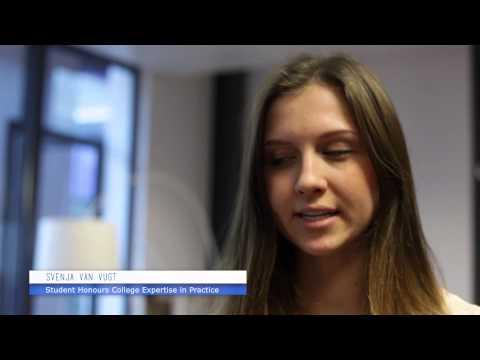 watch Honours College Expertise in Practice Leiden University