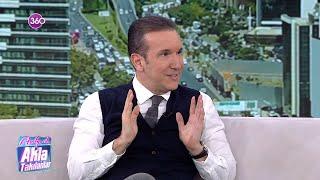 """""""Açelya Akkoyun ile Akla Takılanlar 24/03/2020""""   TV360"""