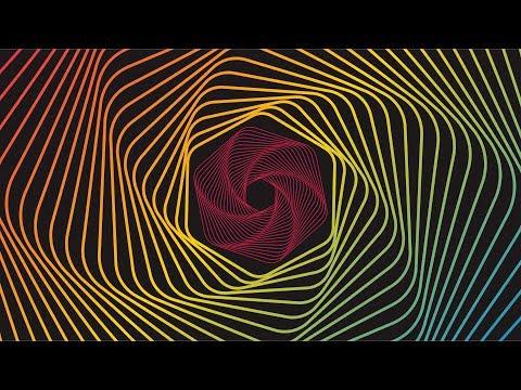 Geometric Line Art Tutorial in Corel Draw