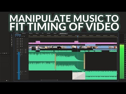 How To Cut Up & Arrange Music To Fit Your Video