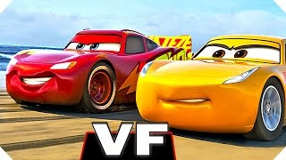 CARS 3 Nouvelle BANDE ANNONCE VF (Animation, 2017)