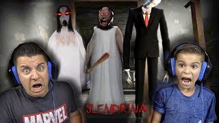 THE TRUTH ABOUT SLENDRINA!! (What Granny Has Been Hiding) MUST WATCH!