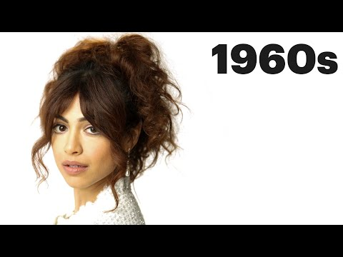 100 Years of Curly Hair | Allure