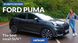 2021 Ford Puma in-depth review - the best small SUV to buy?