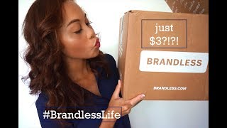 Brandless Unboxing | All Items $3!