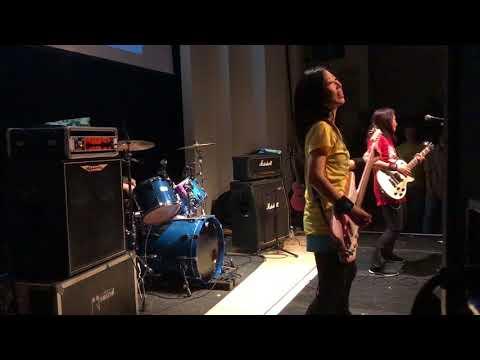Shonen Knife - Rock'n'roll T-shirt (Live @ The Gate, Cardiff)