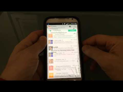How To Change Settings In Gmail On Android 4 3