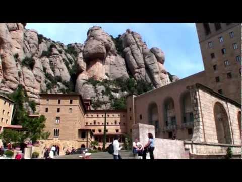 Viaje en autobús a Montserrat y a la Fuente Mágica de Barcelona