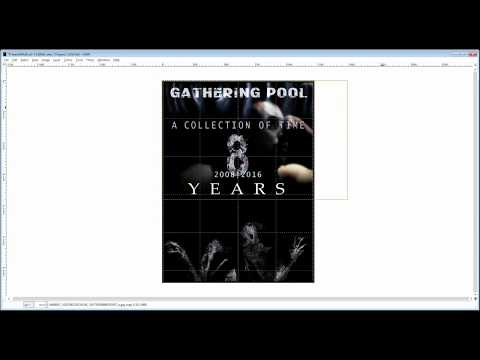 Making the 8 Years eBook Cover-GIMP